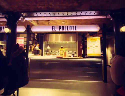 Review – El Pollote, Seven Dials